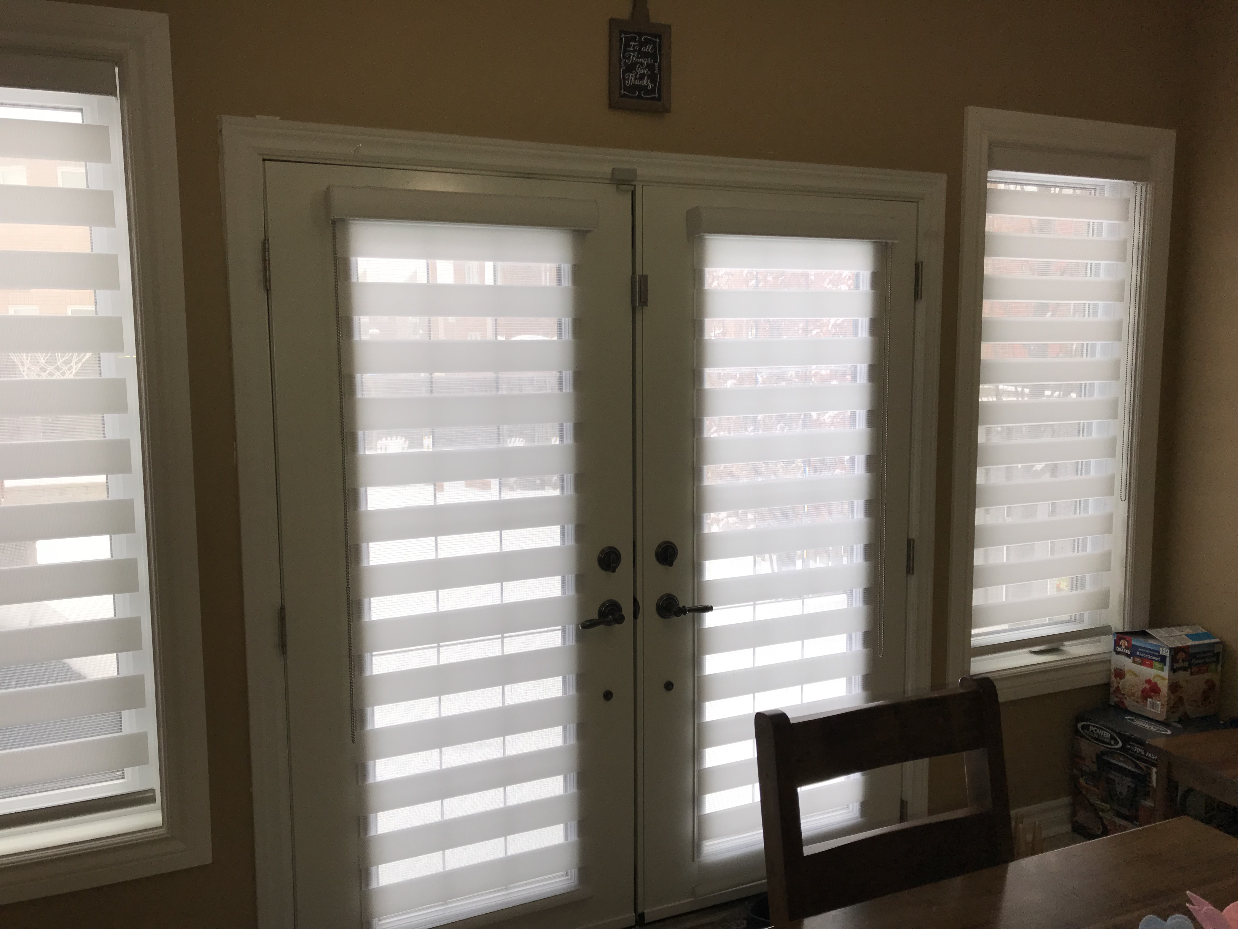 controlling mood with blinds and shades of privacy the source silhouette luxaflex shutters room a